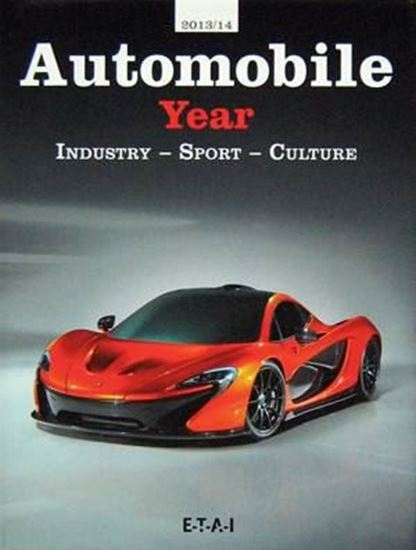 Picture of AUTOMOBILE YEAR N.61 2013-2014
