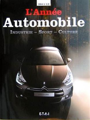 Picture of ANNEE AUTOMOBILE N.59 2011/2012