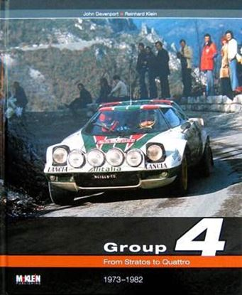 Picture of GROUP 4 FROM STRATOS TO QUATTRO 1973-1982