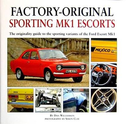 Picture of FACTORY-ORIGINAL SPORTING MK1 ESCORTS