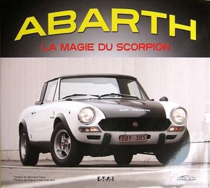 Picture of ABARTH: LA MAGIE DU SCORPION