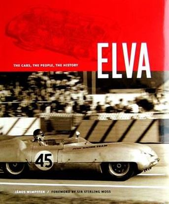 Picture of ELVA: THE CARS THE PEOPLE THE HISTORY