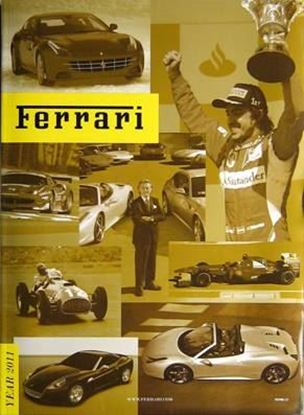 Immagine di FERRARI ANNUARIO 2011-THE OFFICIAL FERRARI MAGAZINE 15/DEC 2011