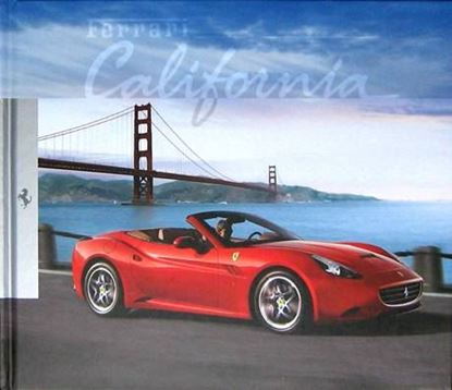 Immagine di FERRARI CALIFORNIA SALES BROCHURE + CD STAMPA