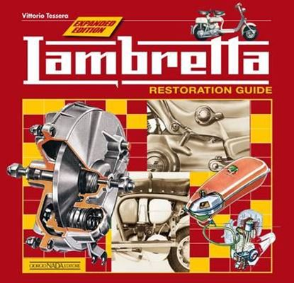 Picture of LAMBRETTA RESTORATION GUIDE - Expanded edition