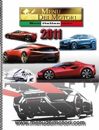 Picture of MENU DEI MOTORI 2011