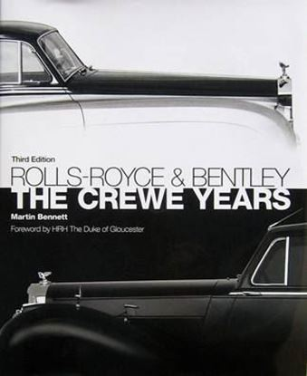 Immagine di ROLLS-ROYCE & BENTLEY THE CREWE YEARS