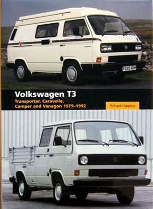 Immagine di VOLKSWAGEN T3 TRANSPORTER CARAVELLE CAMPER AND VANAGON 1979-1992