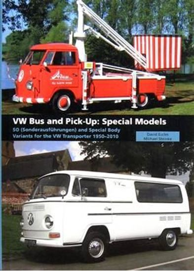Immagine di VW BUS AND PICK-UP SPECIAL MODELS 1950-2010