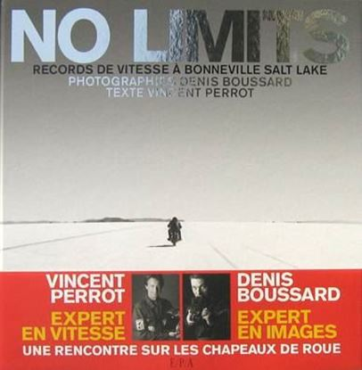 Immagine di NO LIMITS RECORDS DE VITESSE A BONNEVILLE SALT LAKE
