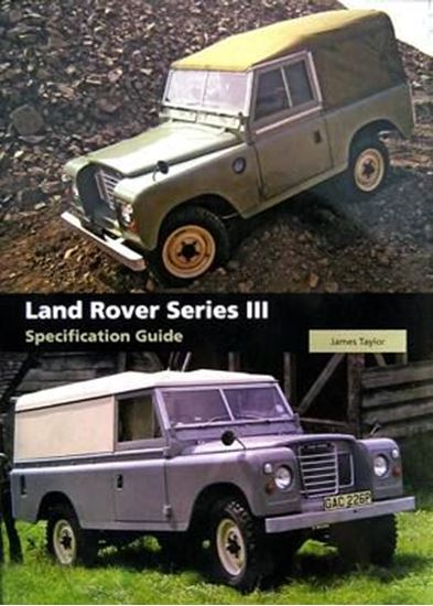 Picture of LAND ROVER SERIES III SPECIFICATION GUIDE