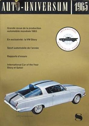 Picture of AUTO-UNIVERSUM 1965