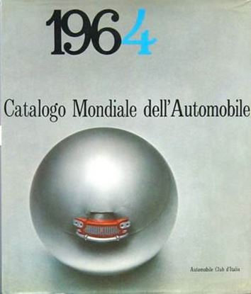Picture of CATALOGO MONDIALE DELL'AUTOMOBILE 1964