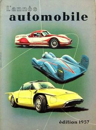 Picture of ANNEE AUTOMOBILE N.04 1957