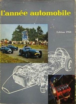 Picture of ANNEE AUTOMOBILE N.05 1958