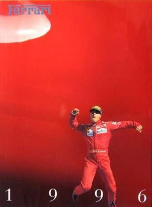 Immagine di FERRARI ANNUARIO/OFFICIAL YEARBOOK 1996 - Testo italiano/Italian text