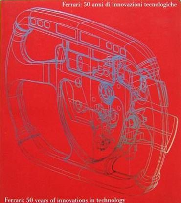 Picture of FERRARI: 50 ANNI DI INNOVAZIONI TECNOLOGICHE/50 YEARS OF TECHNOLOGICAL INNOVATION