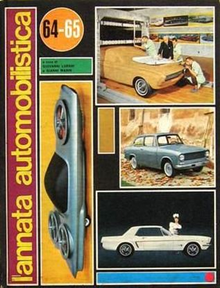 Picture of L'ANNATA AUTOMOBILISTICA 64-65