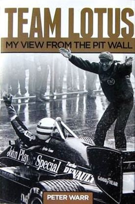 Immagine di TEAM LOTUS MY VIEW FROM THE PIT WALL