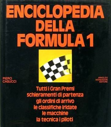 Picture of ENCICLOPEDIA DELLA FORMULA 1