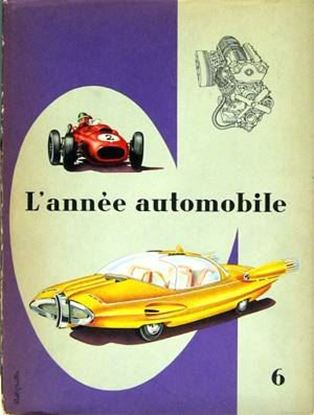 Picture of ANNEE AUTOMOBILE N.06 1958/59