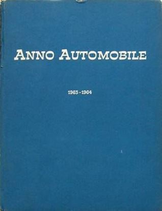 Picture of ANNO AUTOMOBILE N.11 1963/64