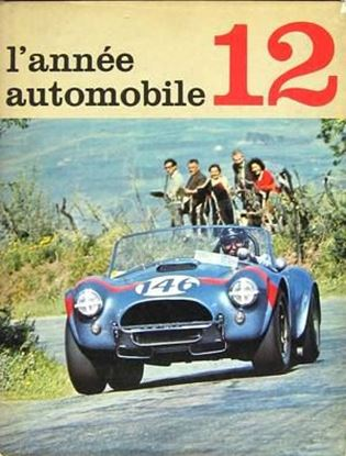 Picture of ANNEE AUTOMOBILE N.12 1964/65