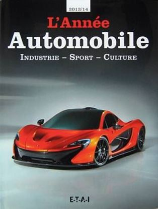 Picture of ANNEE AUTOMOBILE N.61 2013/2014