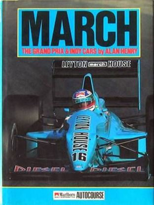 Picture of MARCH: THE GRAND PRIX & INDY CARS