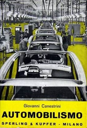 Picture of AUTOMOBILISMO Edizione del 1962