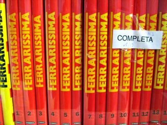 Picture of Complete series FERRARISSIMA NEW SERIES (19 volumes)
