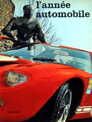 Picture of ANNEE AUTOMOBILE N.14 1966/67