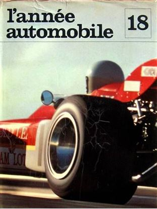 Picture of L'ANNEE AUTOMOBILE N.18 1970/71