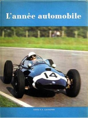 Picture of L'ANNEE AUTOMOBILE N.07 1959/60