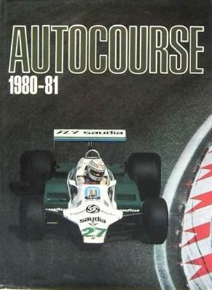 Picture of AUTOCOURSE 1980-1981