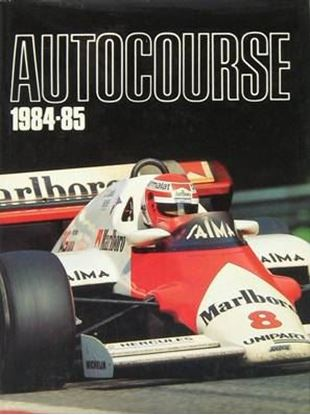 Picture of AUTOCOURSE 1984-1985