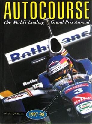 Picture of AUTOCOURSE 1997-1998