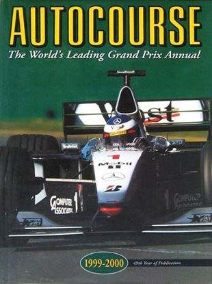 Picture of AUTOCOURSE 1999-2000