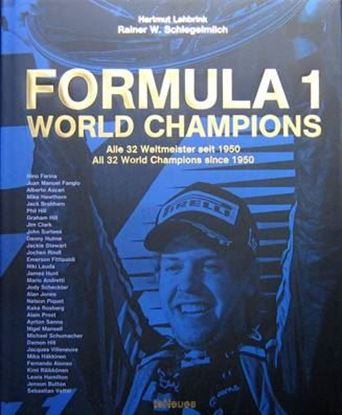 Immagine di FORMULA 1 WORLD CHAMPIONS