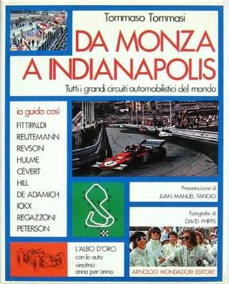 Picture of DA MONZA A INDIANAPOLIS