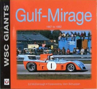 Picture of GULF-MIRAGE 1967 TO 1982 - WSG GIANTS