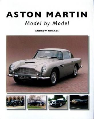 Immagine di ASTON MARTIN MODEL BY MODEL