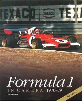 Picture of FORMULA 1 IN CAMERA 1970-79 VOLUME 2