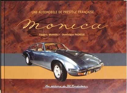 Picture of MONICA UNE AUTOMOBILE DE PRESTIGE FRANÇAISE