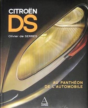 Picture of CITROEN DS: AU PANTHEON DE L'AUTOMOBILE