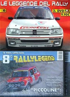 "Picture of LE LEGGENDE DEL RALLY E LE ""PICCOLINE"" GD Gentlemen Drivers Special VOL. 4 fascicolo + DVD"