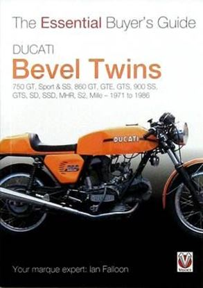 Picture of DUCATI BEVEL TWINS: THE ESSENTIAL BUYER'S GUIDE