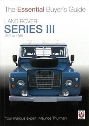 Picture of LAND ROVER SERIES III: THE ESSENTIAL BUYER'S GUIDE