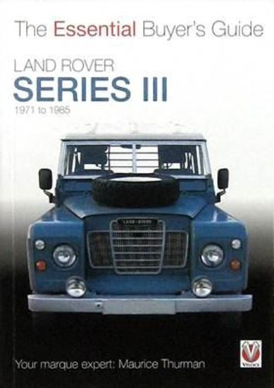 Immagine di LAND ROVER SERIES III THE ESSENTIAL BUYER'S GUIDE