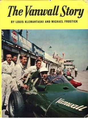 Picture of THE VANWALL STORY